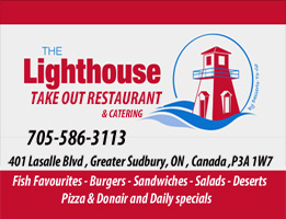 Lighthouse Takeout